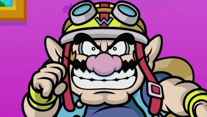 Game & Wario - Wario's Funding Pitch Trailer