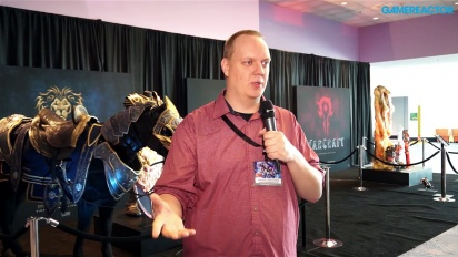 BlizzCon 2014 - Warcraft Movie Update