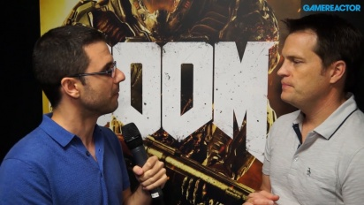 Doom & Doom VR - Marty Stratton Interview
