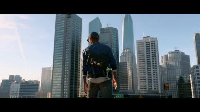 Watch Dogs 2 - Launch Trailer