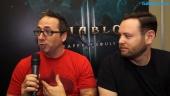 Diablo III: BlizzCon 2016 - Kevin Martens & John Mueller Interview