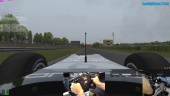 Assetto Corsa - Monza 1966 Hotlap with Fanatec ClubSport V2.5 + Formula Black Wheel + V3 Pedals Inverted