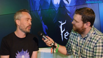Fe - Klaus Lyngeled Interview