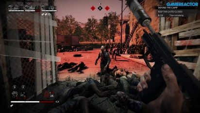 Overkill's The Walking Dead - Video Review