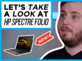 Quick Look - HP Spectre Folio