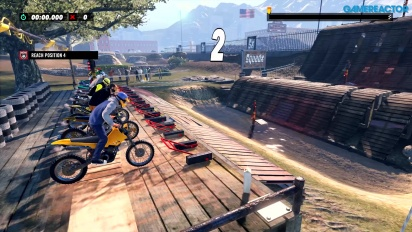 Trials Rising - PS4 Gameplay