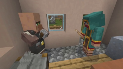 Minecraft - The Travelling Trader Trailer