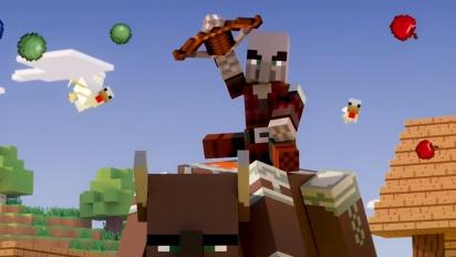 Minecraft - Village & Pillage: Official Trailer