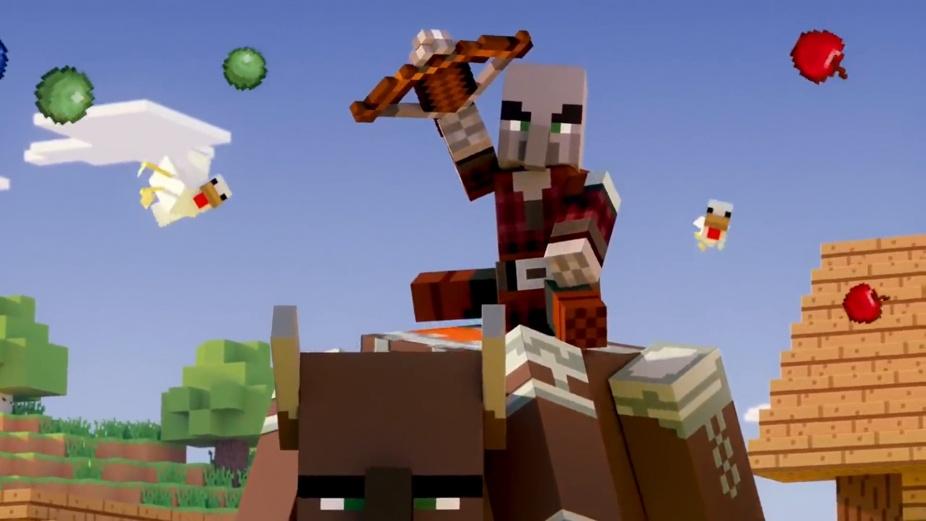Minecraft's Village & Pillage update lands with amusing bugs