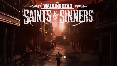 The Walking Dead : Saints & Sinners - Cinematic Trailer