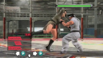 Virtua Fighter 5: Final Showdown - Tutorial Video #11