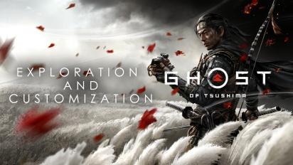 Ghost of Tsushima - Exploration and Customization (Sponsored)
