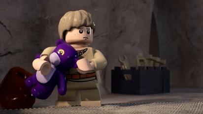Lego Star Wars: The Skywalker Saga - Official Gameplay Trailer 2