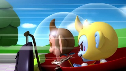 Super Monkey Ball 3D - Announcement Trailer