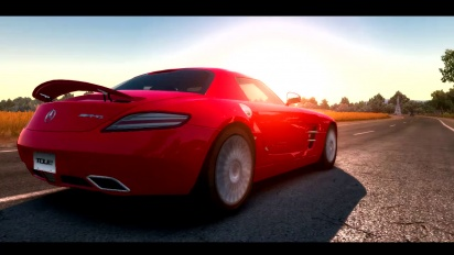 Test Drive Unlimited 2 - Mercedes Trailer