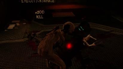 Dead Space 2 - Through the eyes of a Necromorph Trailer