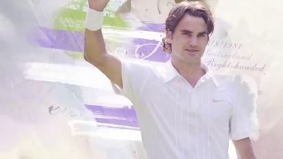 Virtua Tennis 4 - Player Announcement