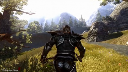 Divinty II: The Dragon Knight Saga - North American Launch Trailer