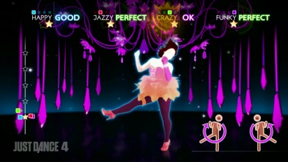 Just Dance 4 - April Song Downloads Trailer