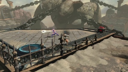 God of War: Ascension - Pro-Tips: Countering