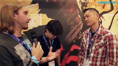 GC 13: Yaiba: Ninja Gaiden Z - Keiji Inafune & Yosuke Hayashi Interview