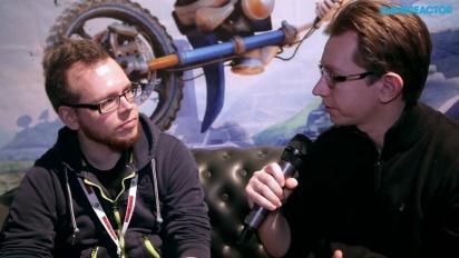 Trials Fusion - Lead Game Designer Interview