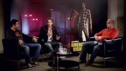Alan Wake's American Nightmare - Frightening developer diary