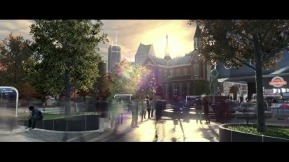 Detroit: Become Human - Announcement Trailer - Paris Games Week