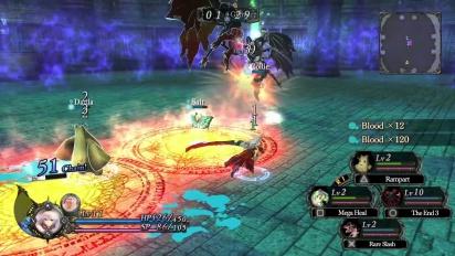 Nights of Azure - Arena Gameplay Trailer