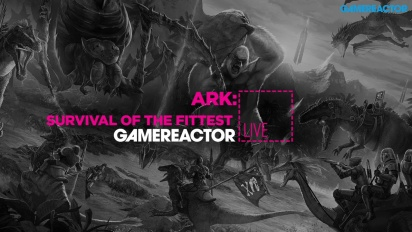 Ark: Survival Fight of the fittest - Livestream Replay