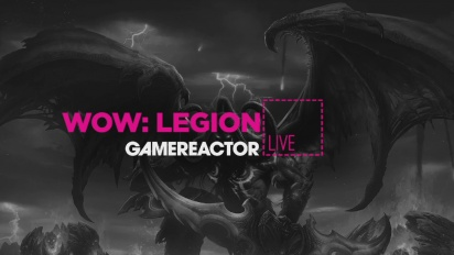 World of Warcraft: Legion - Livestream Replay