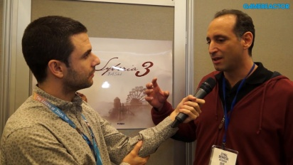 Syberia 3 - Cyril Berrebi Interview