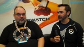 Overwatch: Blizzcon 2016 - Scott Mercer & Michael Chu Interview