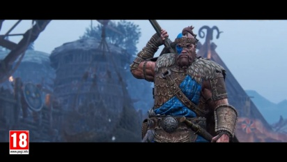 For Honor - Highlander Trailer