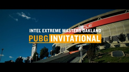 PUBG - Invitational at IEM Oakland 2017
