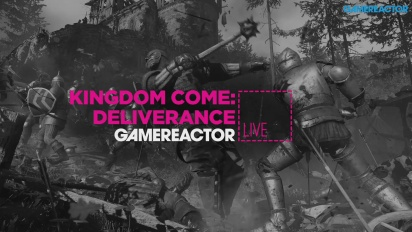 Kingdom Come: Deliverance - Live Stream Replay