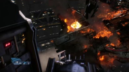 Star Wars 1313 - E3 2012 B-Roll Clip 3