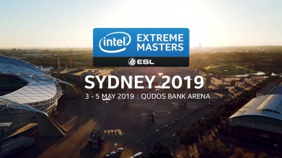 IEM Sydney 2019 Announcement