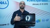 CES19: Alienware m15 - Eduardo Goyanes Interview