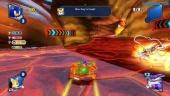 Team Sonic Racing - Hidden Volcano Multiplayer Race