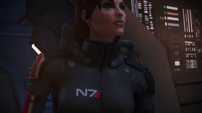 Mass Effect - Legendary Edition Official Reveal Trailer