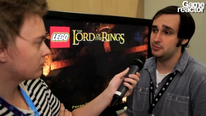 GC 12: Lego Lord of the Rings Interview