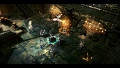 Dungeon Siege III - Gameplay Trailer