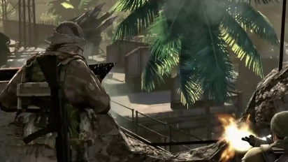 Socom 4 - Not For Yourself trailer