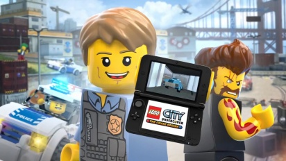 Lego City Undercover: The Chase Begins - TV Spot 3