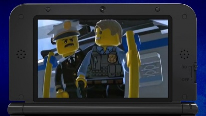 Lego City Undercover: The Chase Begins - TV Spot 2