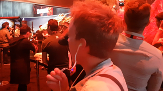 E317: A tour of the Xbox booth