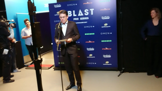 Opening talk of BLAST Pro Series