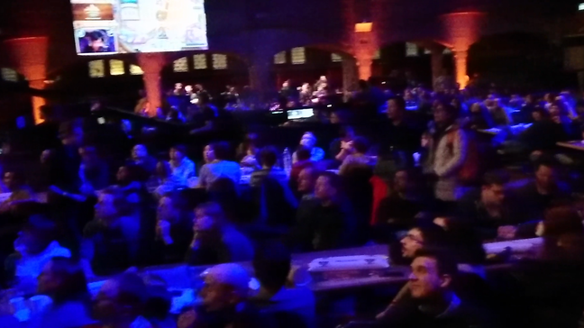 Final day atmosphere at the Hearthstone World Championship in Amsterdam