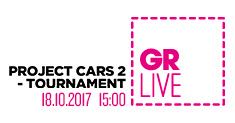 Project CARS 2 Tournament